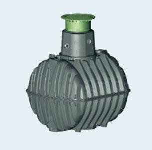 Carat - plastová jímka, nádrž, zásobník na dešťovou vodu